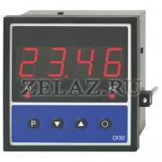 Цифровой индикатор для монтажа в панель DI30 - фото